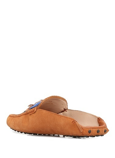 Tod's Ayakkabı Kiremit